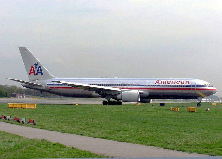 American Airlines Group grafika