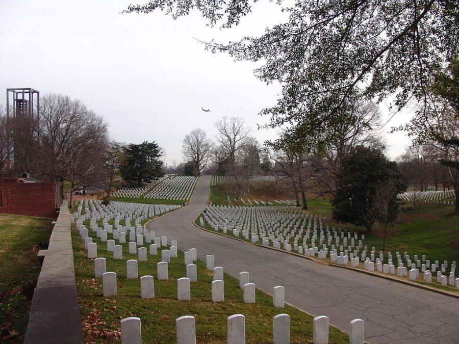 Cmentarz Narodowy w Arlington grafika
