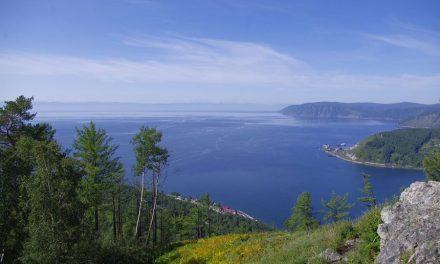 10 najgłębszych jezior na świecie