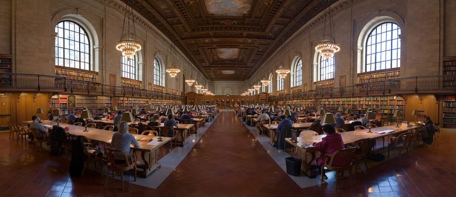 10 największych bibliotek na świecie