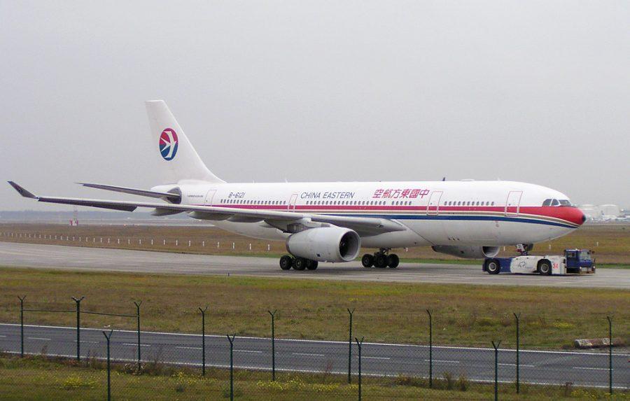 China Eastern Airlines grafika