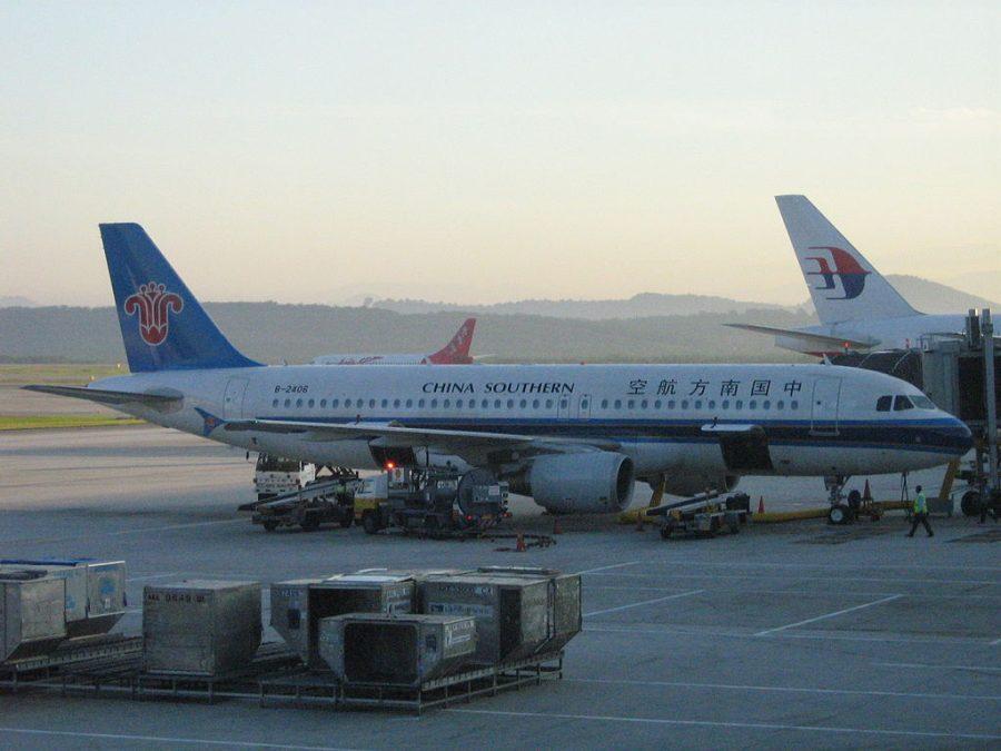 China Southern Airlines grafika