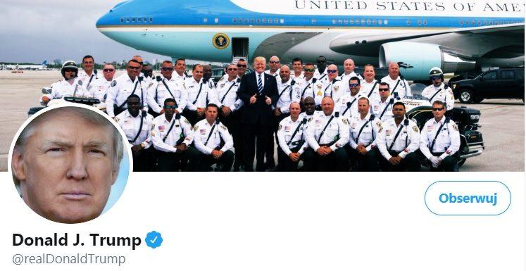 Donald J. Trump grafika