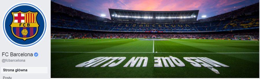 FC Barcelona grafika