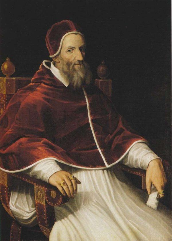Grzegorz XIII grafika