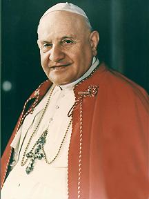 Jan XXIII grafika