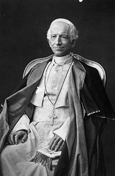 Leon XIII grafika