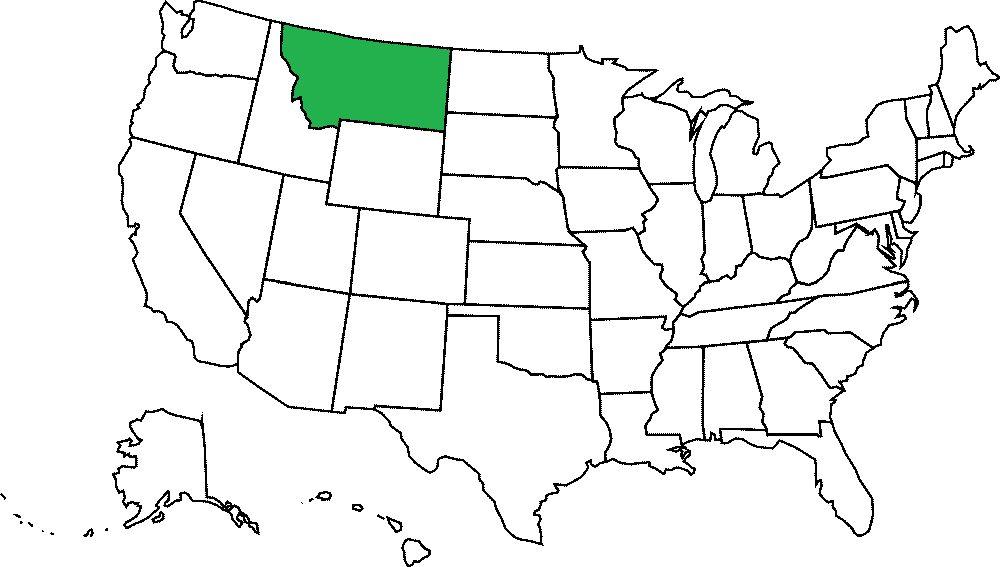 Montana grafika