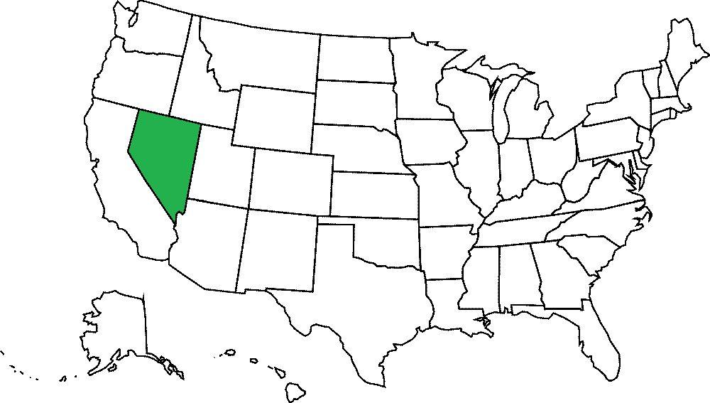 Nevada grafika