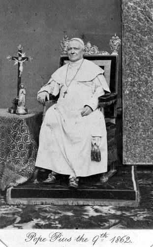 Pius IX grafika