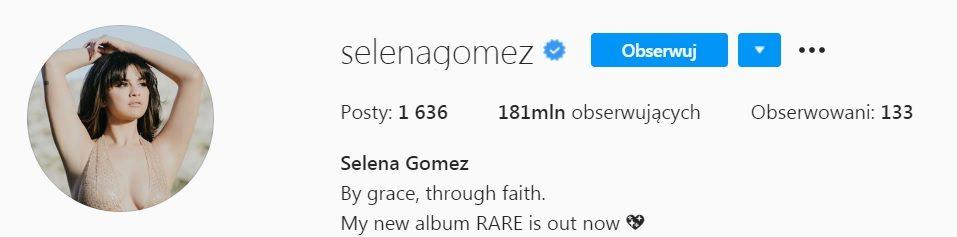 Selena Gomez grafika
