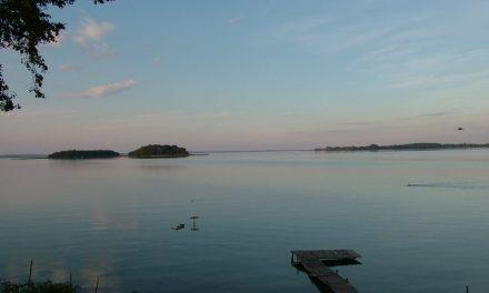 10 największych jezior w Polsce