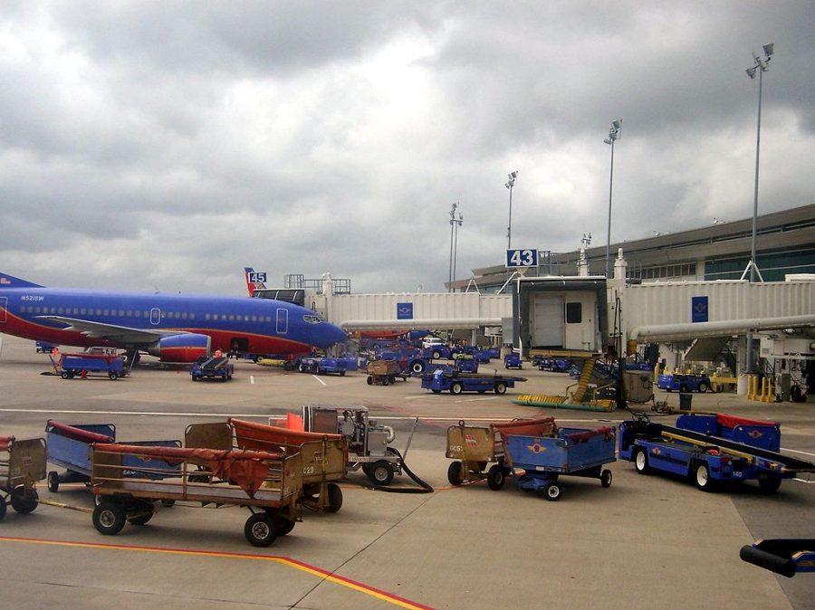 Southwest Airlines grafika