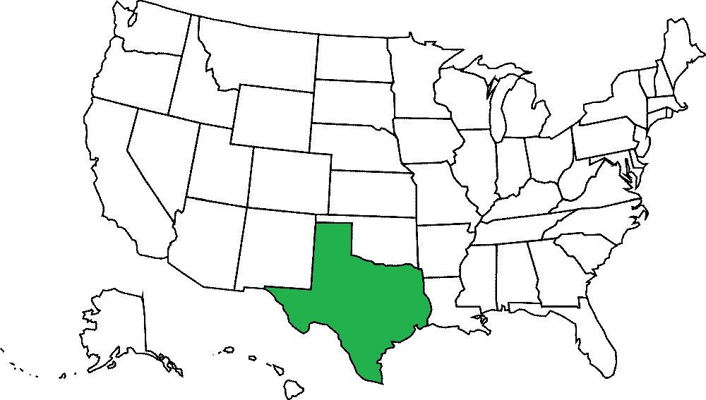 Teksas grafika
