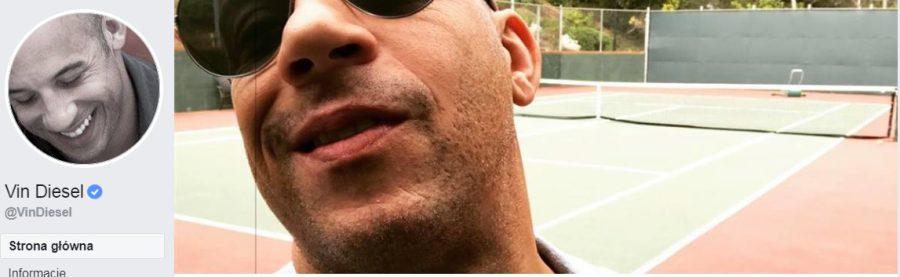 Vin Diesel grafika