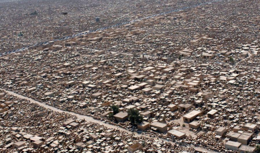 10 największych cmentarzy na świecie