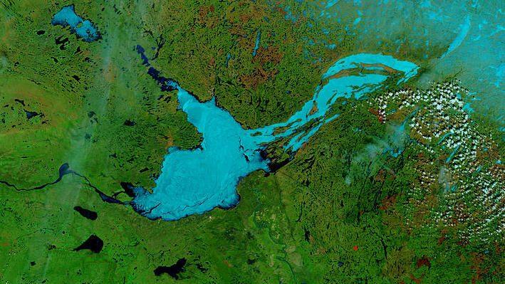Wielkie Jezioro Niewolnicze grafika