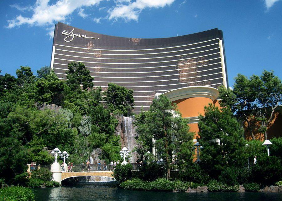 Wynn Las Vegasi Encore Las Vegas grafika