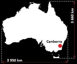 Australia grafika