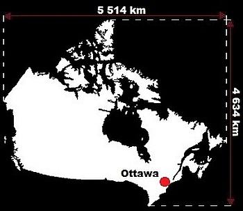 Kanada grafika