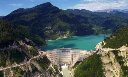 10 najwyższych zapór wodnych