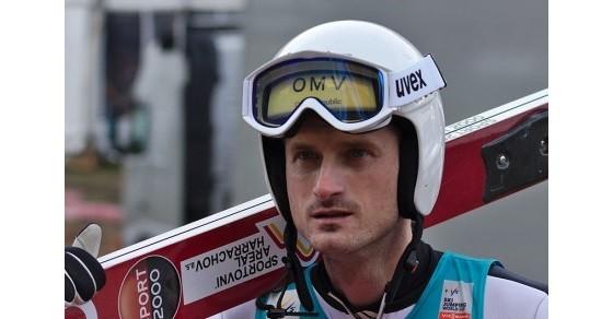 Janne Ahonen i Jakub Janda - 1081,5 punkty grafika