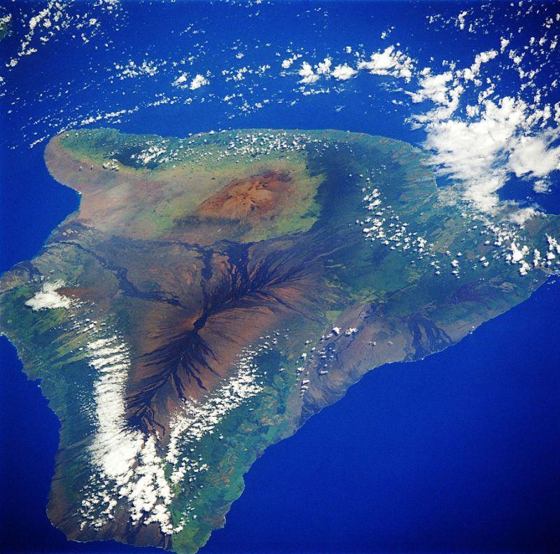 Mauna Kea grafika