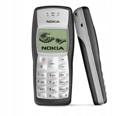 Nokia 1100 grafika