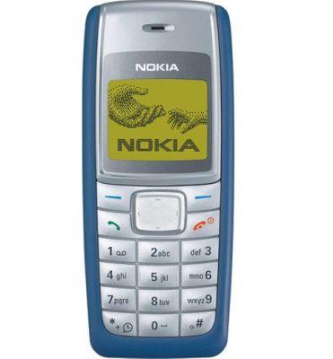 Nokia 1110 grafika