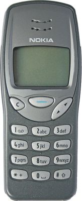 Nokia 3210 grafika