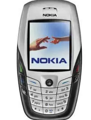 Nokia 6600 grafika
