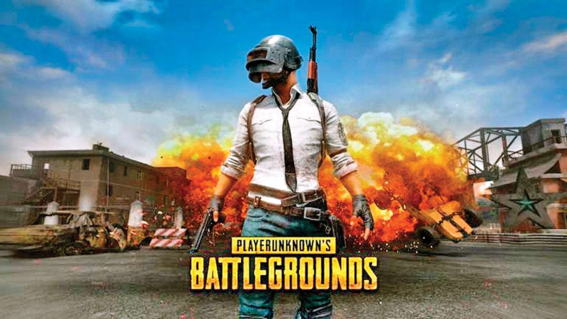 PlayerUnknown's Battlegrounds grafika