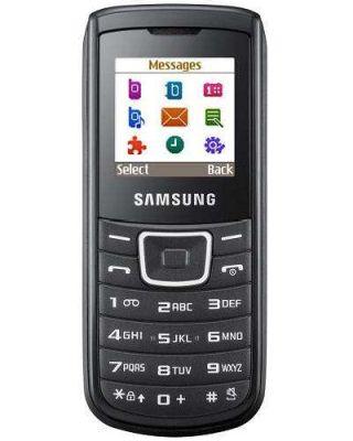 Samsung E1100 grafika