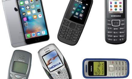 10 najlepiej sprzedających się telefonów komórkowych w historii