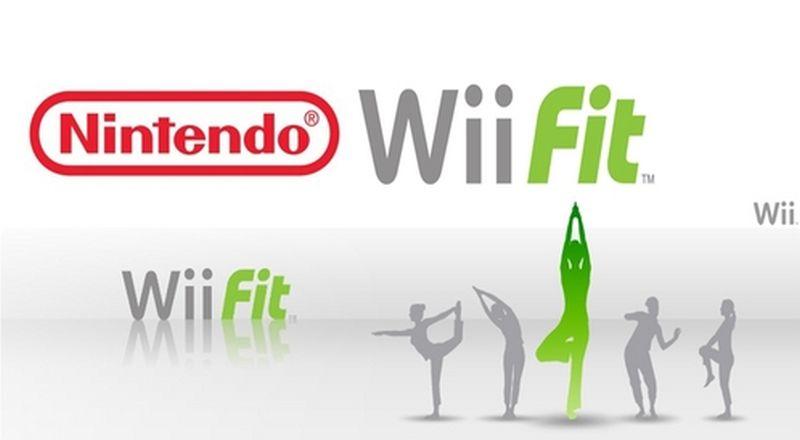 Wii Fit grafika