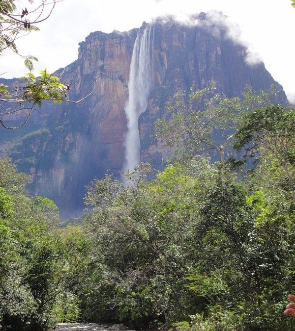 10 najwyższych wodospadów na świecie