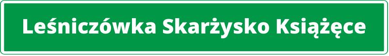 Leśniczówka Skarżysko Książęce grafika