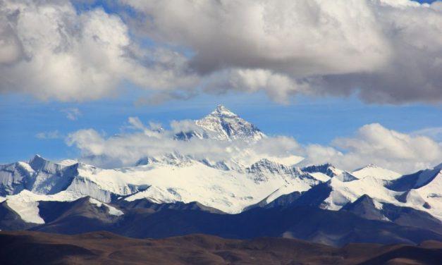 10 najwyższych szczytów na świecie
