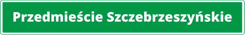 Przedmieście Szczebrzeszyńskie grafika