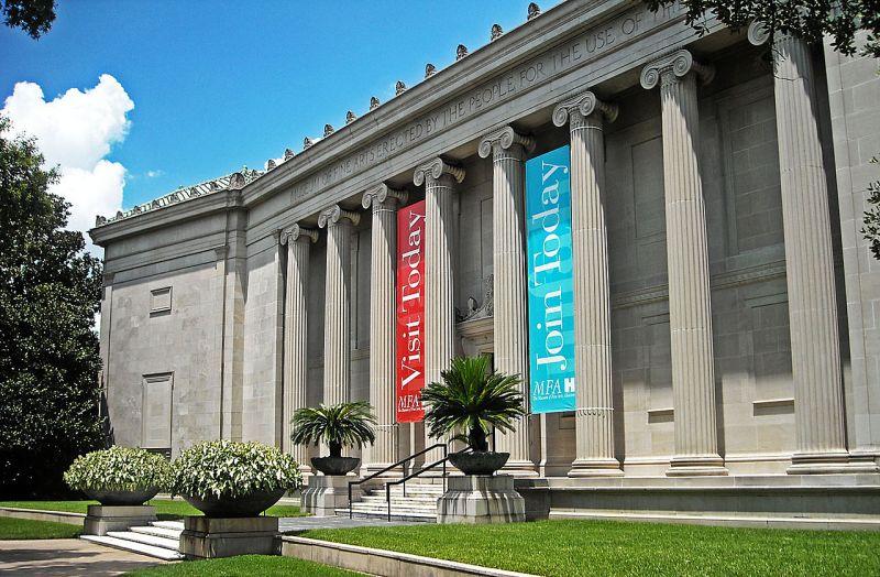 Museum of Fine Arts, Houston grafika