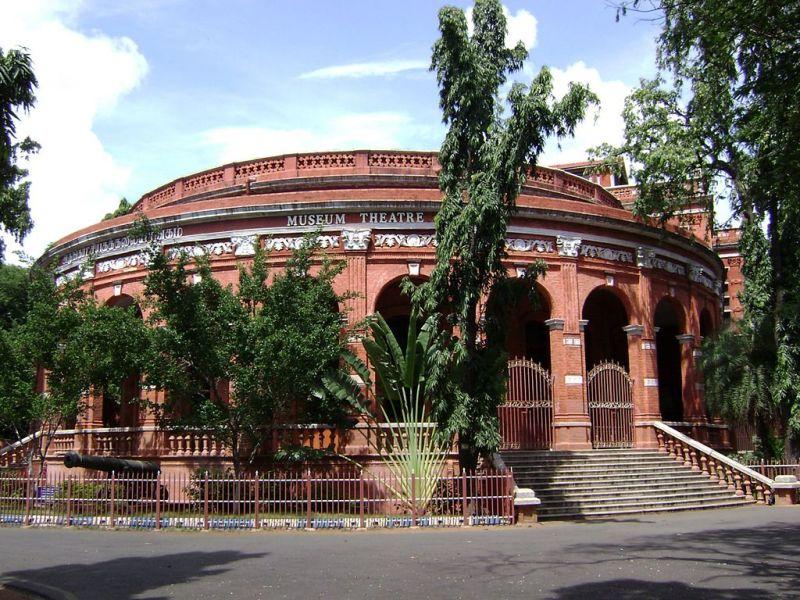 Madras Muzeum grafika