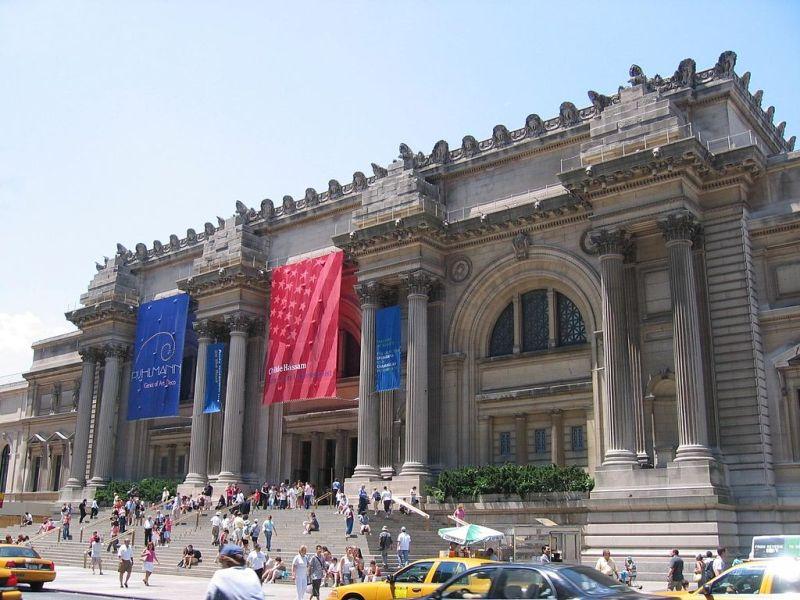 Metropolitan Museum of Art grafika