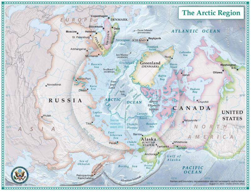 Arktyka grafika