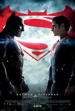 Batman v Superman: Świt sprawiedliwości grafika