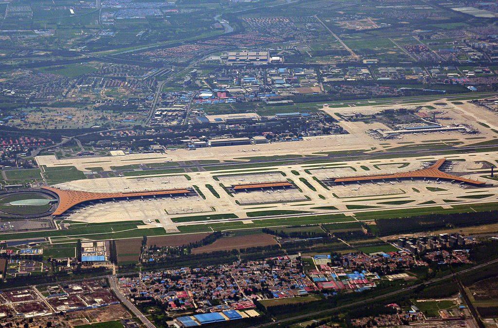 10 największych portów lotniczych na świecie (ilość pasażerów)