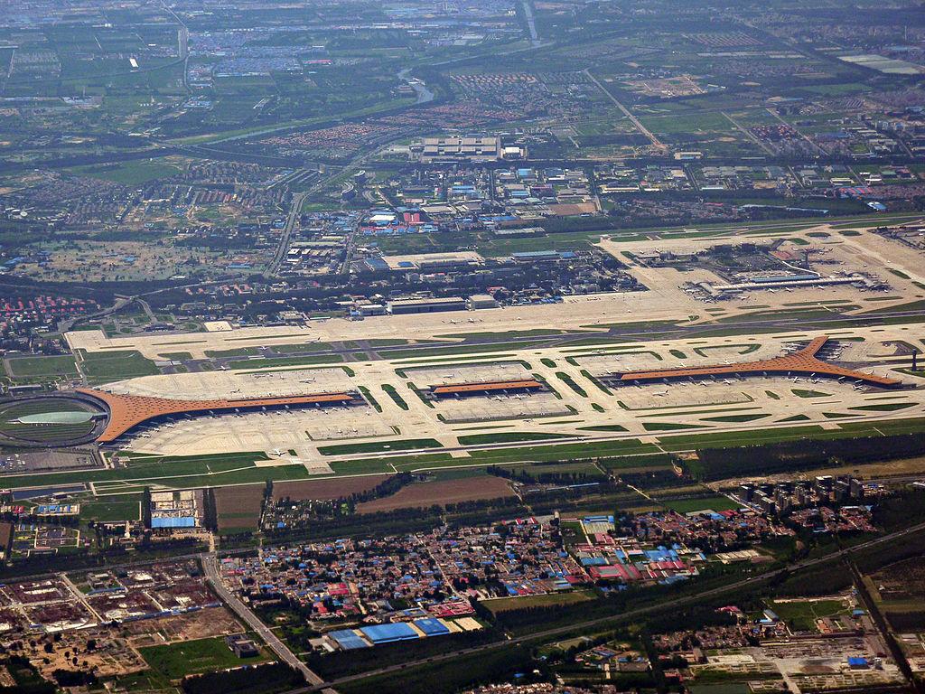 Port lotniczy Pekin grafika