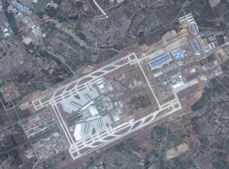 Port lotniczy Guangzhou grafika