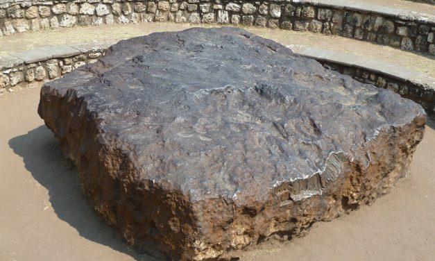 10 największych meteorytów na Ziemi