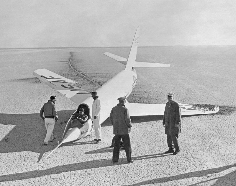 Bell X-2 grafika