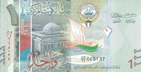 10 najdroższych walut